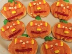 Jack O'Lantern Cookies Recipe