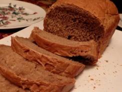 Steakhouse Wheat Bread Recipe