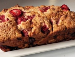 Strawberry Shortcake Bread Recipe