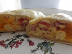 Breakfast Pasty Recipe