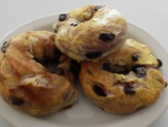 Blueberry Bagels Recipe