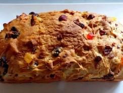 Breakfast Fruit Bread Recipe