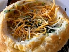 Sourdough Bread Bowls Recipe