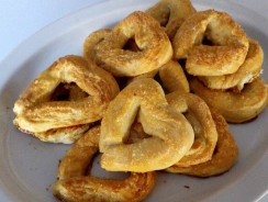 Valentine's Day Heart-Shaped Pretzels Recipe