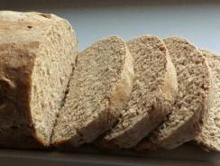 High Protein Whole Wheat Bread Recipe