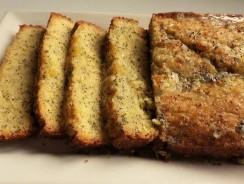 Lemon Poppy Seed Cake Bread Recipe