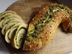 Pesto Bread Recipe