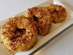 Sesame-Onion Bagels Recipe