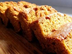 Spiced Pumpkin Batter (Cake) Bread Recipe