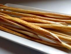 Italian Style Breadsticks Recipe